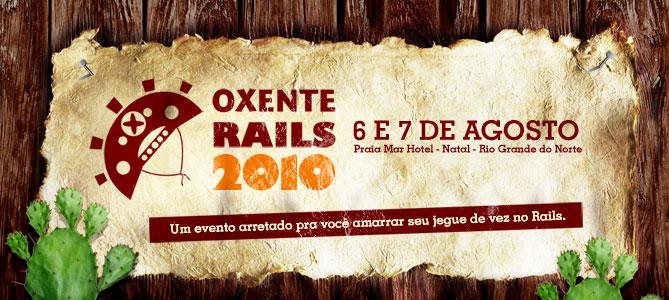 Oxente Rails 2010