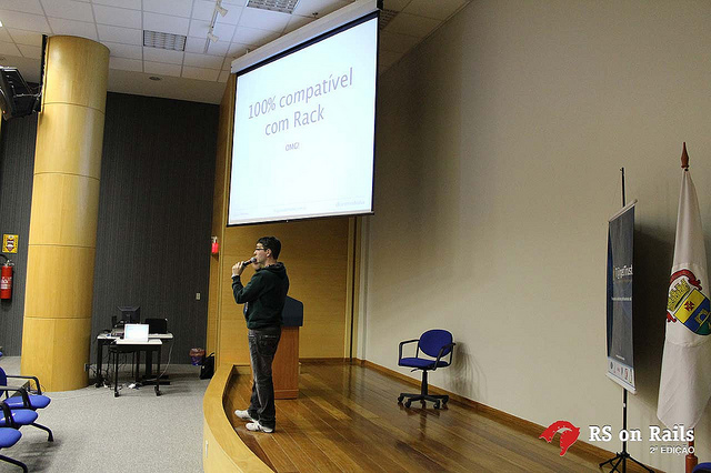 Carlos da PlataformaTec no RS on Rails