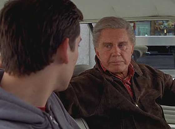 """with great power, comes great responsability"" - uncle ben"