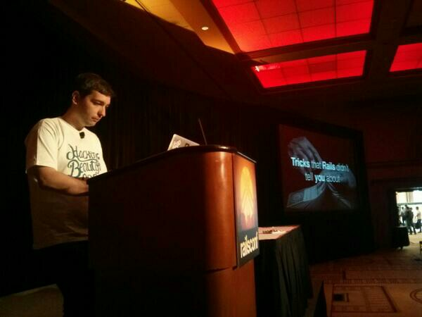RailsConf 2014 - Tricks that Rails didn't tell you about