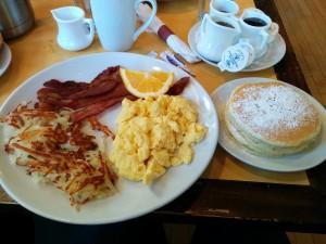 RailsConf 2014 - Breakfast