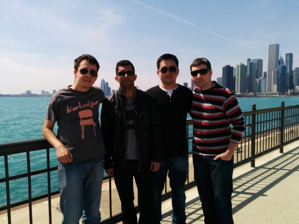 RailsConf 2014 - Navy Pier