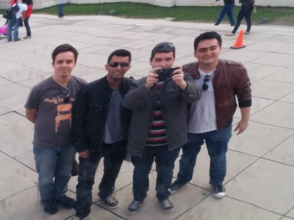 RailsConf 2014 - Millenium Park - The Bean