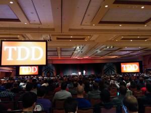 RailsConf 2014 - DHH's keynote - TDD