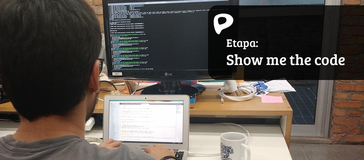 Etapa: Show me the code