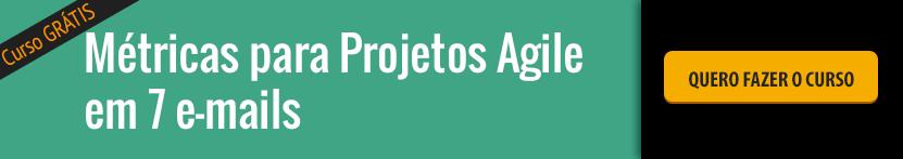 Métricas para Projetos Agile em 7 e-mails