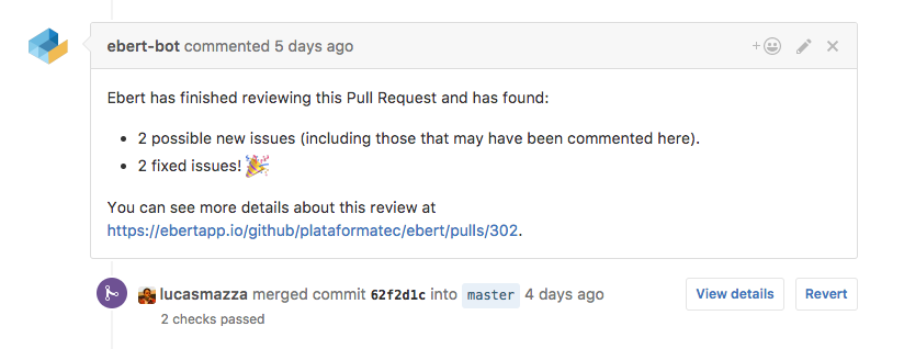 Pull Request Overview