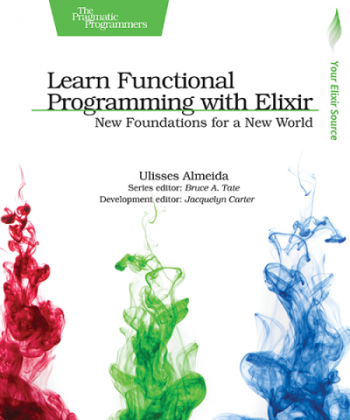 Book: Learn Functional Programming with Elixir