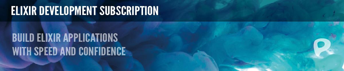 banner-elixir development subscription