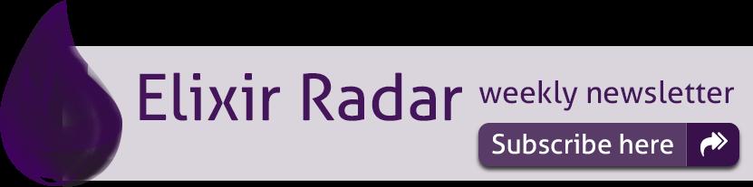 Subscribe to Elixir Radar
