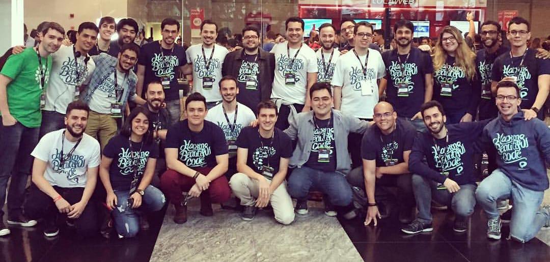Plataformatec Team at RubyConf Brazil 2016
